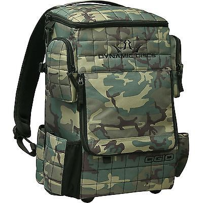 *NEW* Disc Golf/Ultimate Frisbee Ranger Bag Holds 18+ Ultra Discs Backpack-Camo