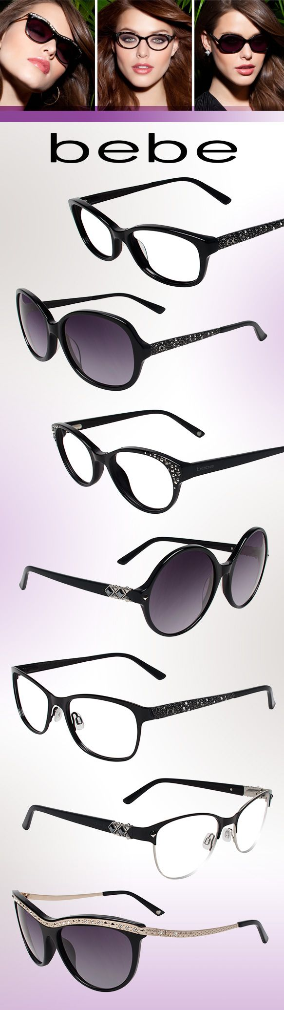 Get Blinged Out in bebe Black: http://eyecessorizeblog.com/?p=5663Bebe Black