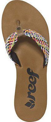 Reef Mallory Scrunch Flip Flop - Women's