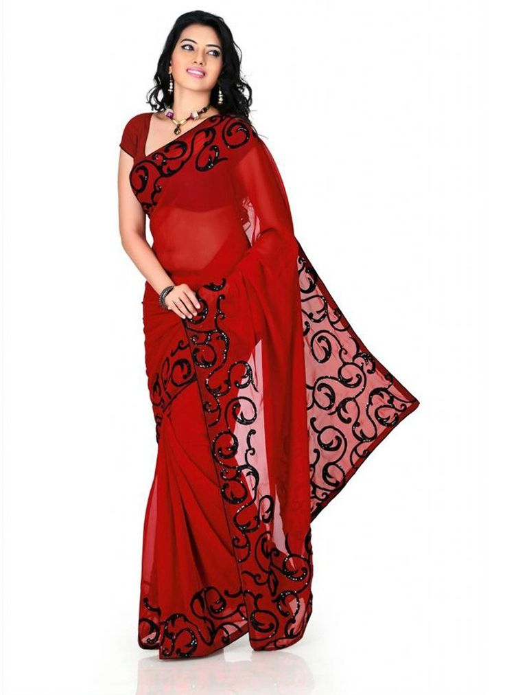 RED SAREE - Cerca con Google