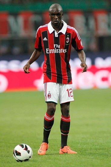 Bakaye Traoré, Malian midfielder who currently plays for Erciyesspor, in Turkey, on loan from Milan. He's a footballer of Malian National Football Team.