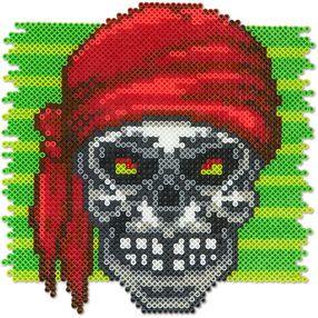 Schedel van de piraat