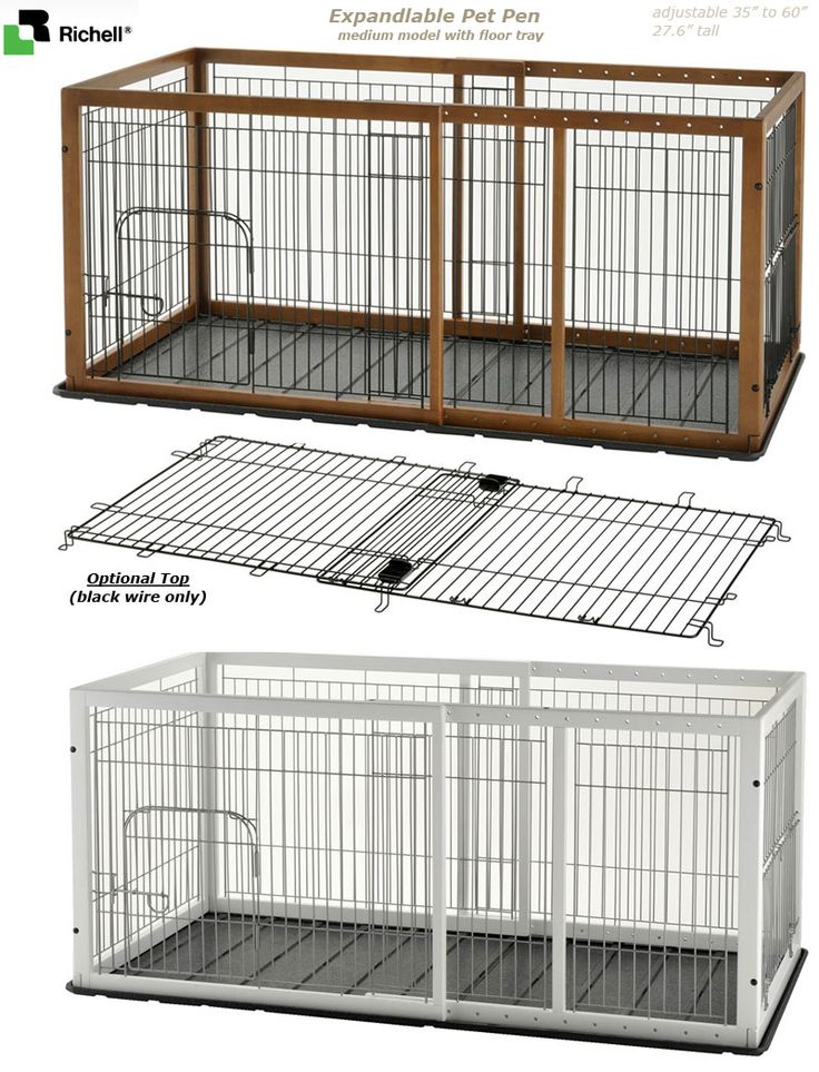 Indoor Dog Pen containment system, medium model