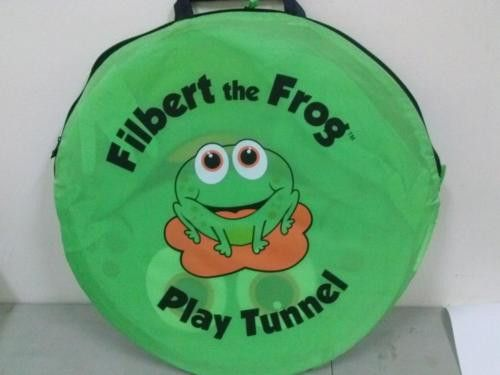 GigaTent Filbert the Frog Play Tunnel, CT089. #bg {background-color:#A8767D;border: solid 1px  #A8767D; -moz-border-radius: 40px; border-radius: 40px;-webkit-border-radius: 40px;background-position: center;}  #border {border: solid 1px  #EFE0E2; -moz-border-radius: 40px; border-radius: 40px;-webkit-border-radius: 40px;background-position: center; text-align: center; padding-bottom:12px;margin:20px;background-color:#782B3B; } .tags {margin: 0 auto; text-align:center;} .info...