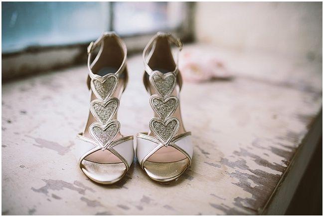 Shoe Heaven! Stylish Wedding Shoes With Charlotte Mills Bridal - Nu Bride