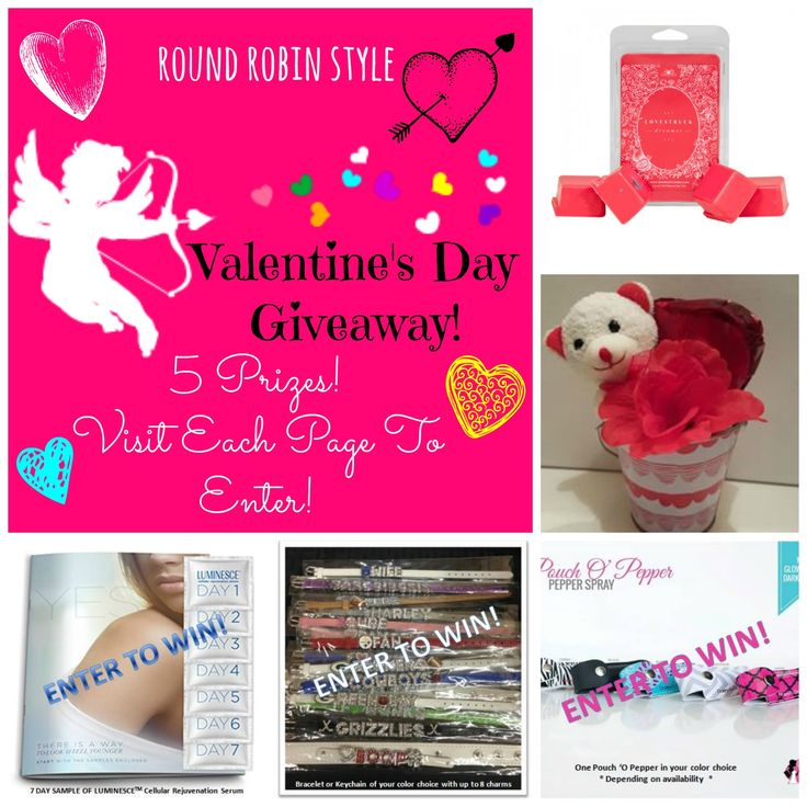Come on over to my JIC FB page and enter this #ValentinesDay #roundrobin #