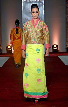 Ritu Kumar. Bhutan Collection. Indian Couture.