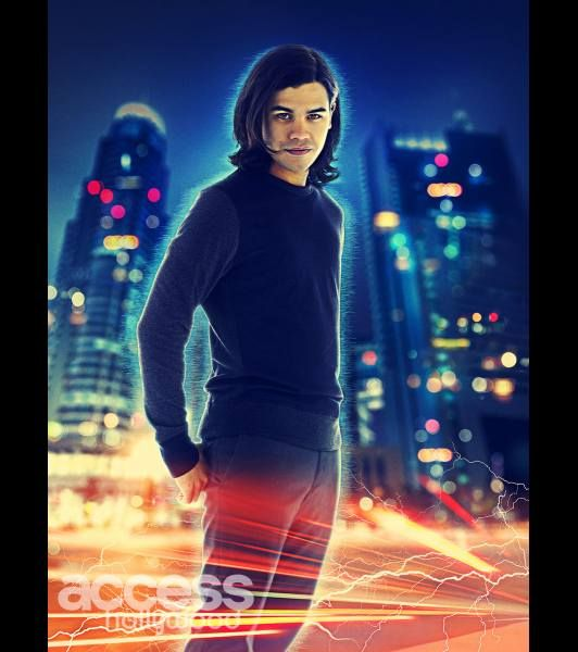 Carlos Valdes as Cisco Ramon in The CW's 'The Flash,' premiering October 7 at 8/7c