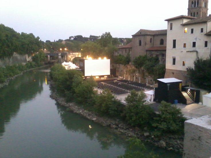 Roma - Isola del Cinema