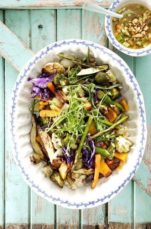 Salata crocanta de legume