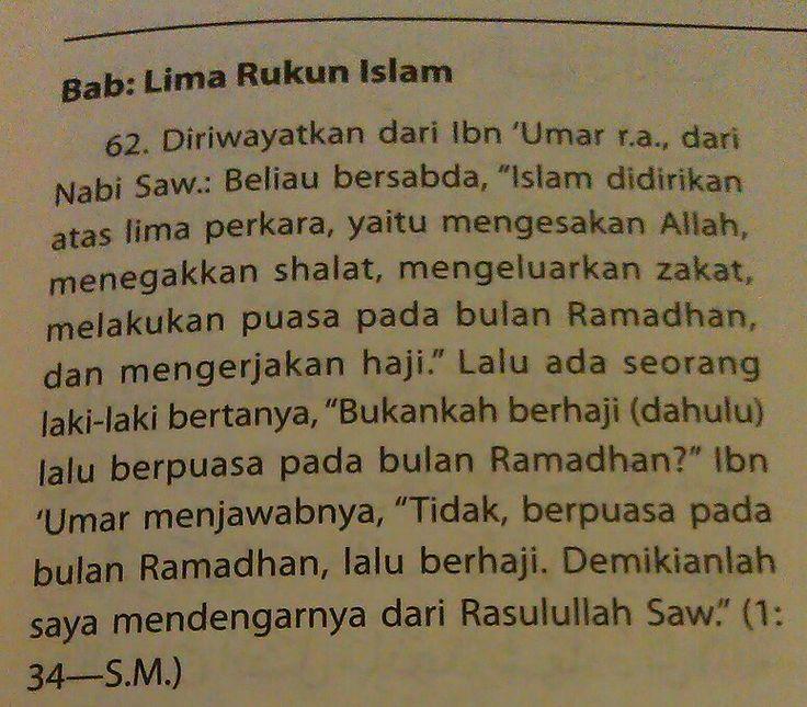 Lima Rukun Islam
