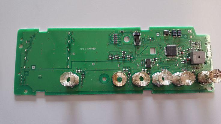Bedienmodul Siemens Waschmaschine  00449332