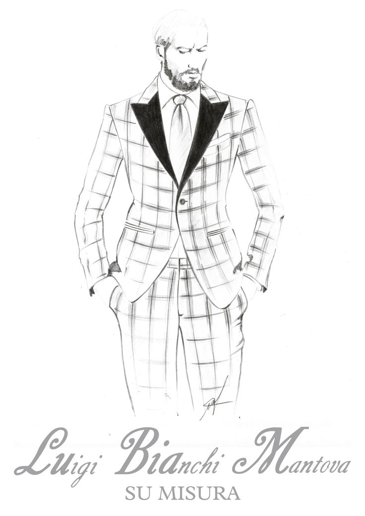 Perfection exists! Create your own perfect suit... #MadetoMeasure #MTM #LuigiBianchiMantovaSuMisura #SuMisura