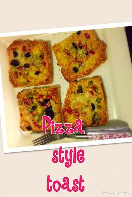 vegfood: Veggie toast