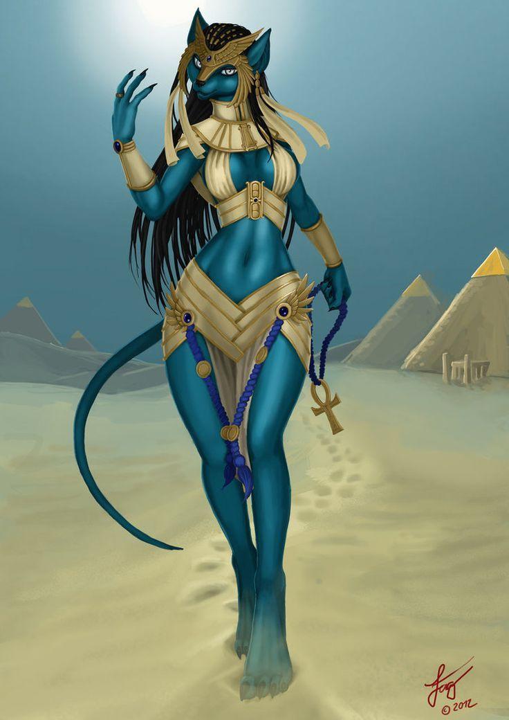 Goddess: Bast/Bastet on Pinterest   Egyptian Goddess, Egyptian ... The most beautiful goddess