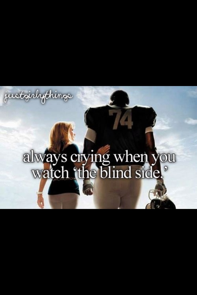 The Blind Side (2009) ~ Sandra Bullock, Tim McGraw, Lily Collins, Kathy Bates. The story of Michael Oher, a homeless and traumatized boy who became an All American football player and first round NFL draft pick with the help of a caring woman and her family. I think this is Sandra Bullock's finest role yet!