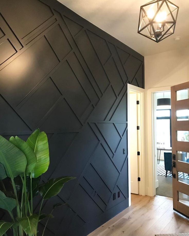 Dimensional Wall Detail Home Remodeling