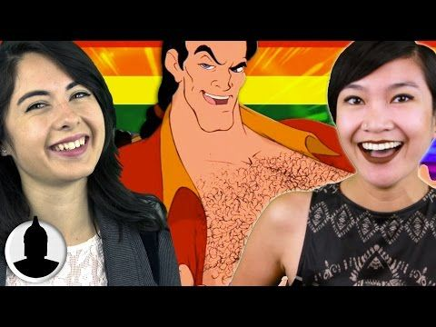 The Beauty And The Beast Theory - Is Gaston Into Men? - Cartoon Conspiracy (Ep. 70) @ChannelFred - http://beauty.positivelifemagazine.com/the-beauty-and-the-beast-theory-is-gaston-into-men-cartoon-conspiracy-ep-70-channelfred/ http://img.youtube.com/vi/SyW9YKa3cGY/0.jpg
