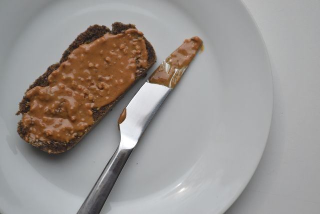 Zelfgebakken Lijnzaad Brood