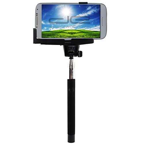 DE Selfie Stick with Wireless Shutter Button (In Retail Packaging) DE http://www.amazon.com/dp/B00PCX5KPA/ref=cm_sw_r_pi_dp_8DAJub0R8MW71