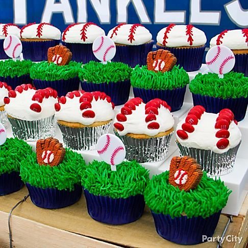 Kids Baseball Party Ideas Gallery - Party City