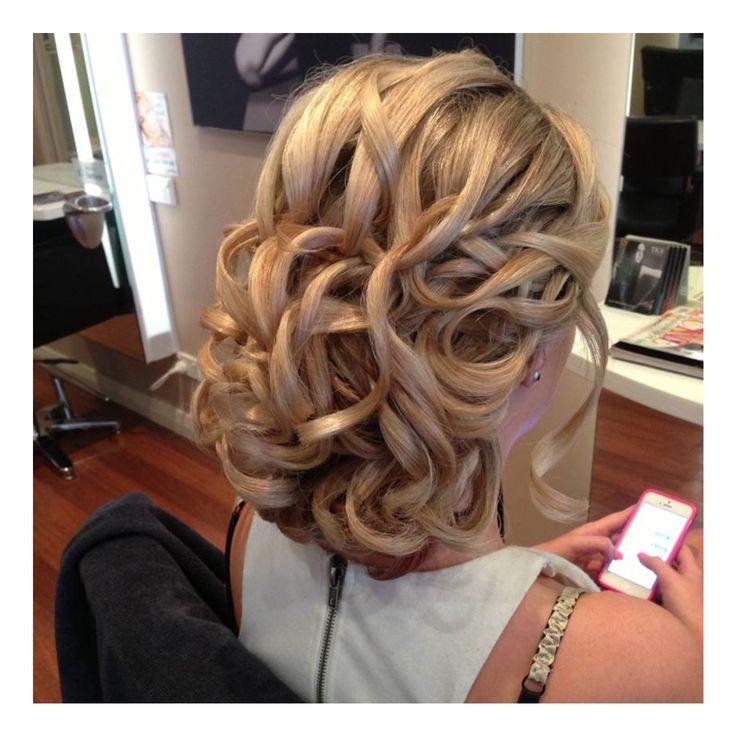 Beautiful soft hair style