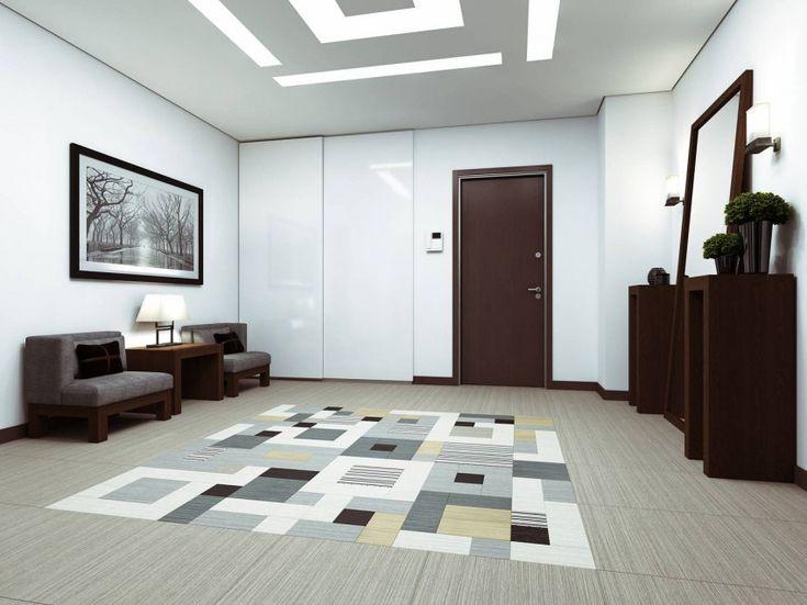Интерьер прихожей в квартире в Moskovyan Plaza, Ереван