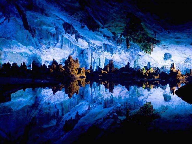 пещера, Китай