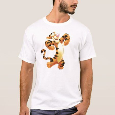 Tigger 2 T-Shirt - click/tap to personalize and buy