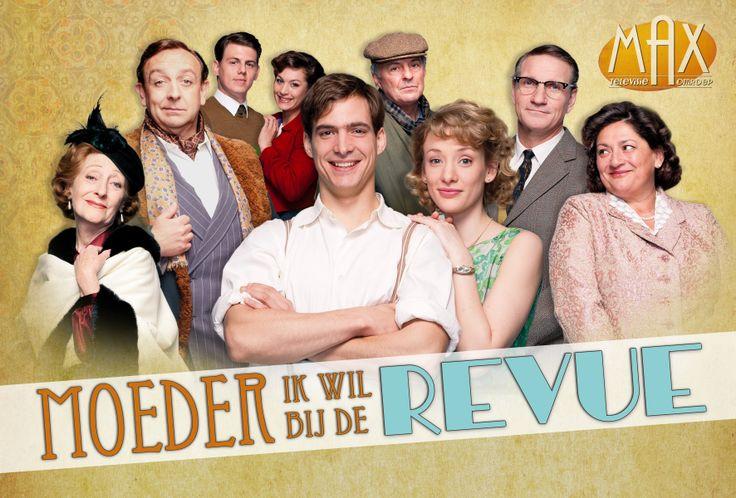 Een musical gebaseerd op de televisieserie van Omroep Max.