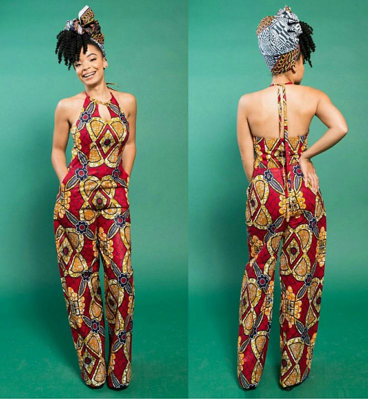 1000+ best African Print 2-piece Outfit images on Pinterest | African dress African fashion and ...