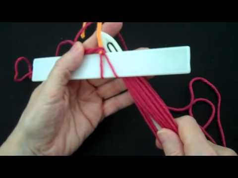 Introduction to Creating a Square-Mesh Netting Rectangle - YouTube