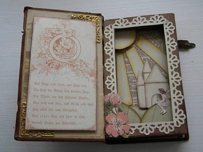 Inside the Fairie book