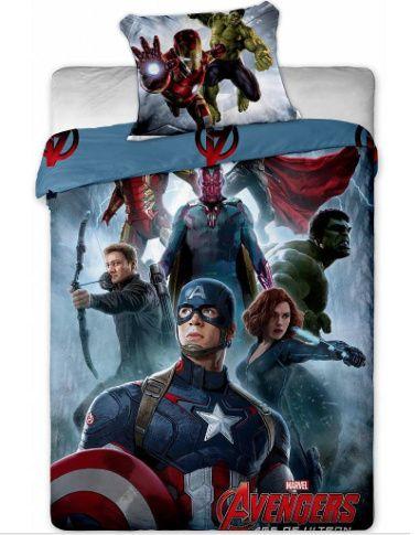 Marvel Avengers Dekbedovertrek Age Of Ultron