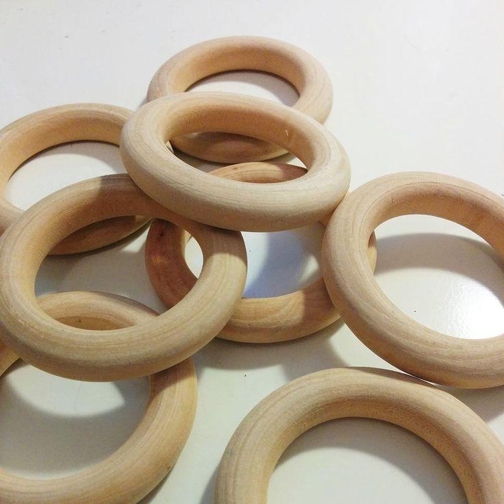 Soft wood rings.  #materials #workshop #wood #natural