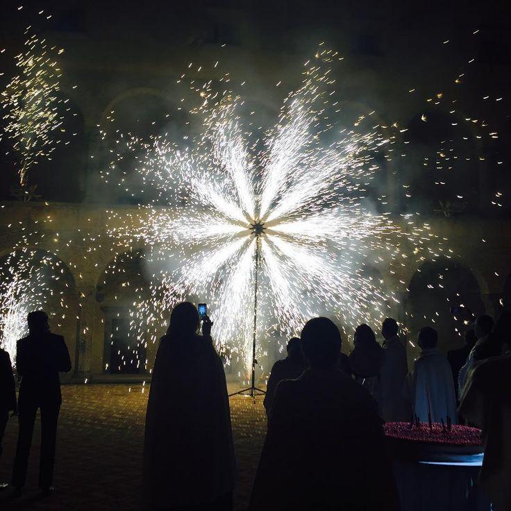 #castellodibracciano #carlo55 #thankyou #fireworks