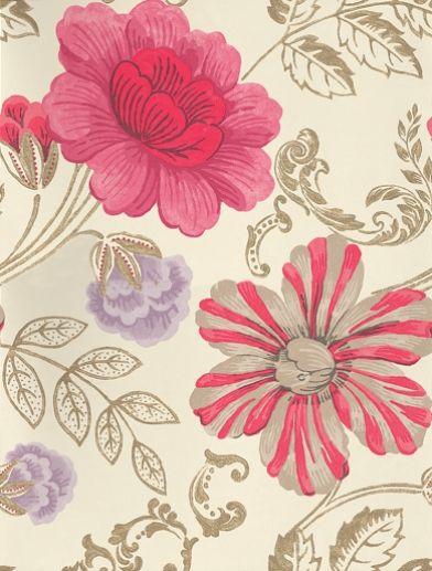 Amalienborg (P475/01) - Designers Guild Wallpapers - Till mitt sovrum