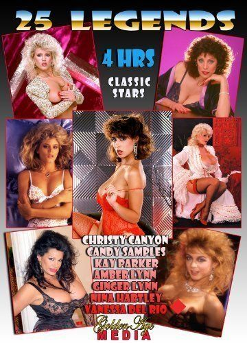 Christy canyon 6 hour spectacular 1 of 2 1980s - 2 8