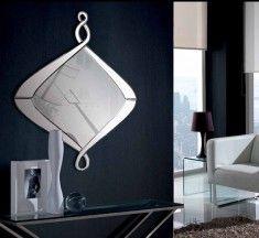 Espejo Moderno con lunas de cristal : Modelo VERANA