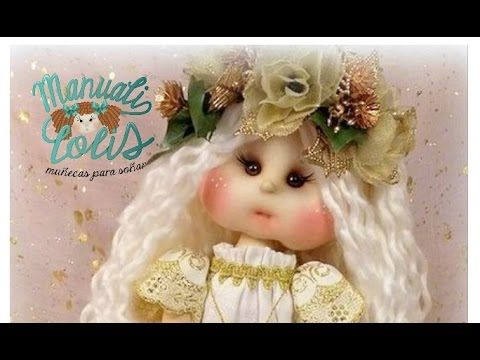 lolita de navidad 1/4 , manualilolis, video- 104 - YouTube