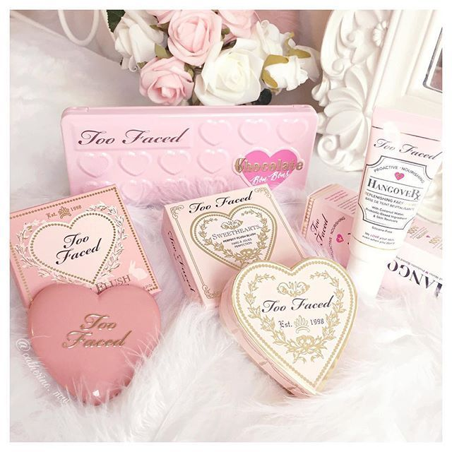 Too Faced faves  there's a new post on my blog about this lovely lot! The link is in my bio ✨