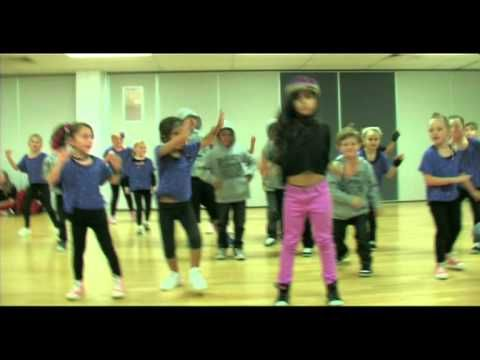 KIDS Warm Up - YouTube