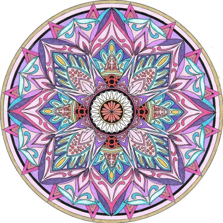 cherokee mandala coloring pages - photo#42