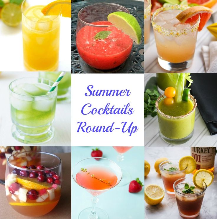 Another Friday and another chance to get some inspiration from my fellow bloggers around the web. What's better than lying by a pool drinking an ice-cold cocktail on a summer's day? (Can you tell I'm in holiday mode?) Not much to be honest and these 8 recipes below should give you some inspiration to make... Read More