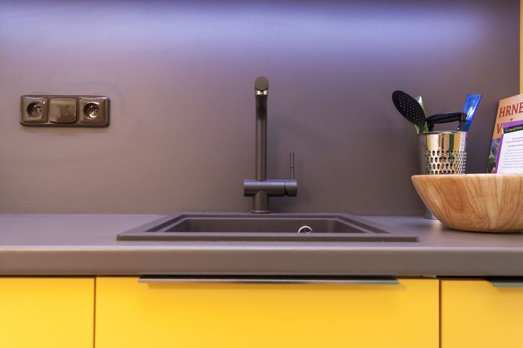 Detail z kuchynskej linky