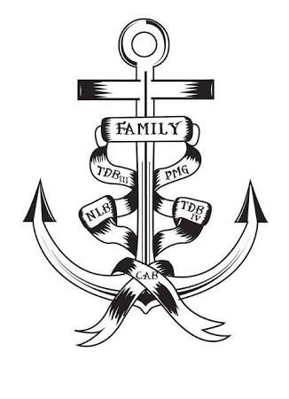 Image result for anchor tattoos for men