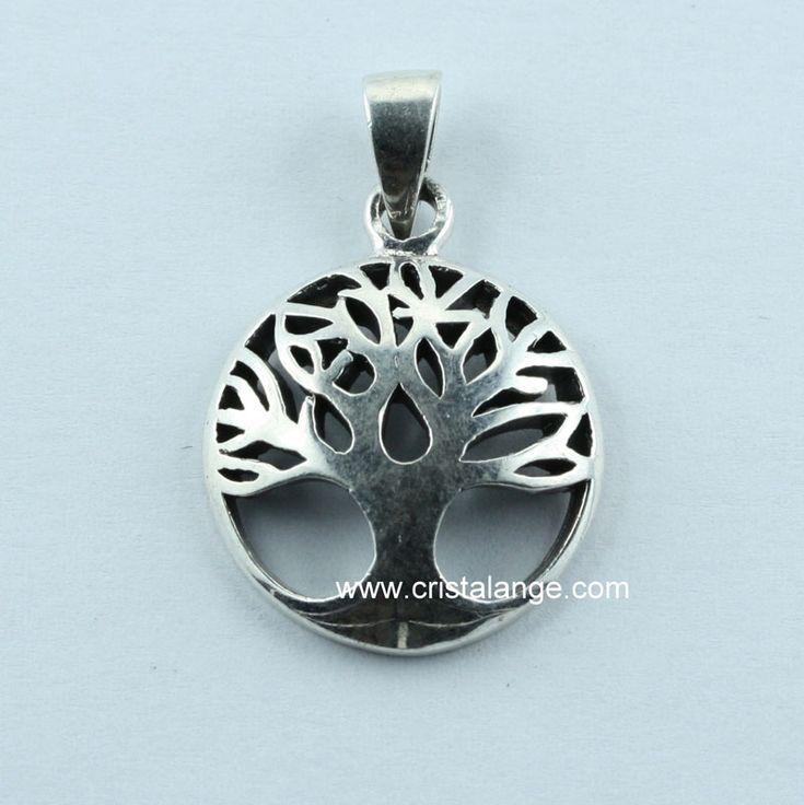 Idée cadeau: offrez la vie, offrez un arbre de vie. Découvrez tous les bijoux arbre de vie et kabbale sur le site de Cristalange, bijoux spirituels