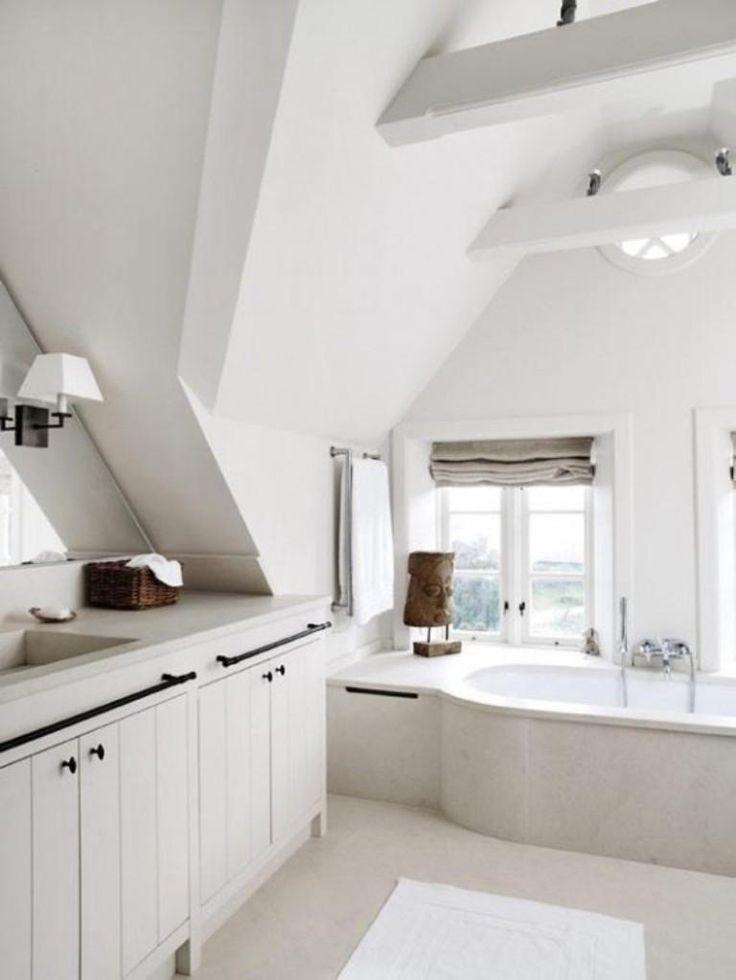 30 Superb Scandinavian Bathroom Design Ideas