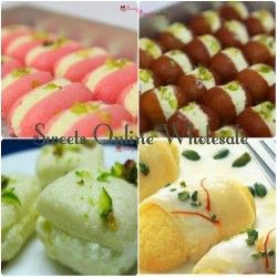 Fulfill Your Cravings by Ordering Indian Sweets Online