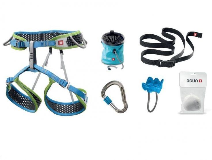 Harnesses : Ocun Climbing weBee Set
